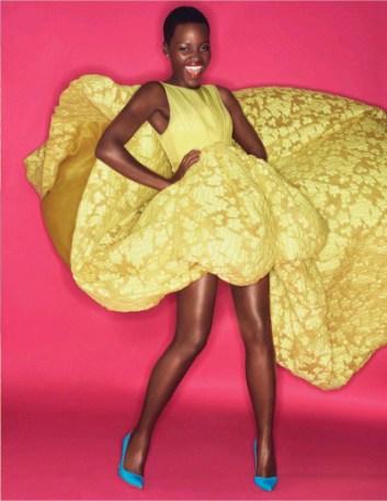 Lupita Nyongo Elle France
