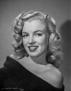 Marilyn Monroe for Ladies chorus in 1948