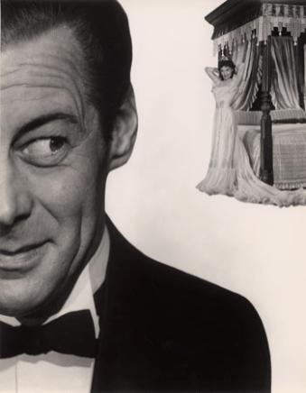 Rex Harrisonin in 1952