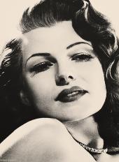 Rita Hayworth 1940s