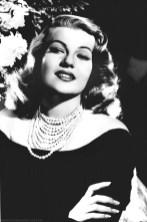 Rita Hayworth in the late 1940s
