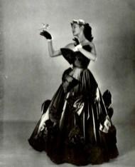 brigette-bardot-modelling-for-jean-patou-1950