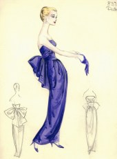 evening-gown-sketch-by-jean-patou-for-bergdorf-goodman-1950s