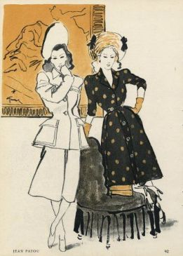 jean-patou-1945-rene-gruau-fashion-illustration