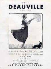 jean-patou-1948-deauville-casino-teckel-dog-rene-gruau