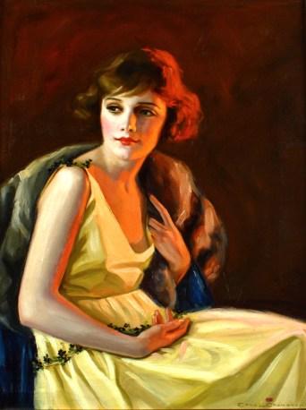 edna_crompton_yellow-dress
