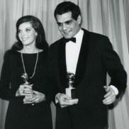 1966-omar-sharif-and-samantha-egger-receive-golden-globes