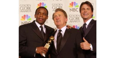 dule-hill-martin-sheen-and-rob-lowe-at-the-golden-globes