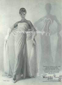 french-vogue-1961-magazine-advertisement-ad-maggy-rouff-silk-strapless-evening-dress-paris-haute-couture