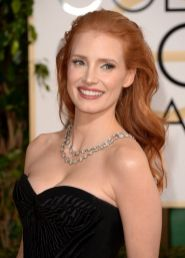 jessica-chastain-at-the-71st-golden-globes