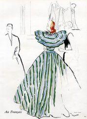 maggy-rouff-1946-rene-gruau-evening-gown