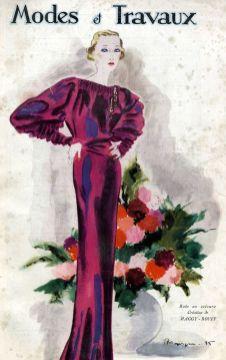 maggy-rouff-robe-velours-modes-et-travaux-couverture-noel-1935