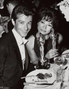 George chakiris and Rita Moreno