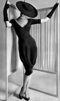 Simone D'Aillencourt in Madame Grès 1958