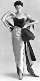 Jean Dessès gown 1950