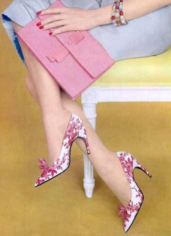 Roger Vivier shoes 1959
