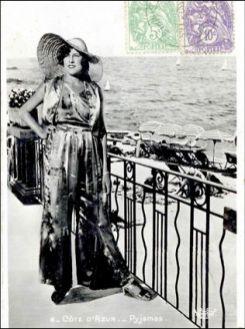 Juan vintage card