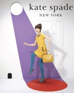 Kate Spade advertising
