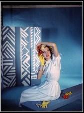 Bijou Barrington, Vogue 1943