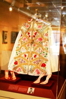 """Outfit worn by Ava Gardner in """"Barefoot Contessa"""""""