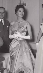 "Ava Gardner for the movie ""Barefoot Contessa"""