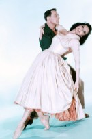 Gene Kelly and Cyd Charisse
