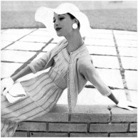 January 1956 Vogue