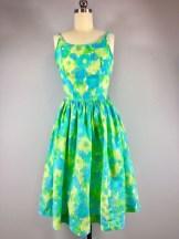 1950s dress by Jonathan Logan