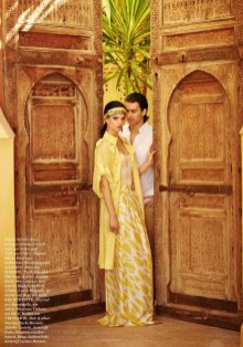"""""""Marrakesch"""" by Patricia Schmid for Elle Germany May 2015"""