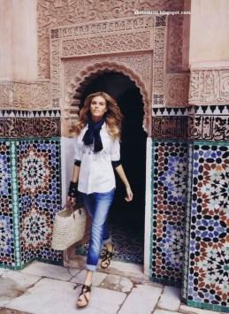Marrakech by Lachlan Bailey for Harper's Bazaar US March 2010