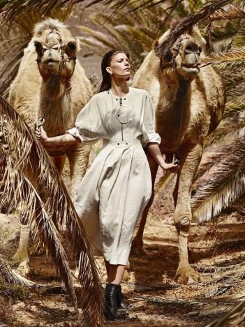 Morocco, Vogue Ukraine 2016