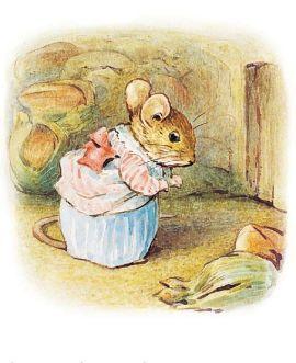 Mrs Tittlemouse Beatrix Potter