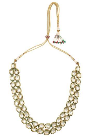 Polki jewelry by OSR jewellers