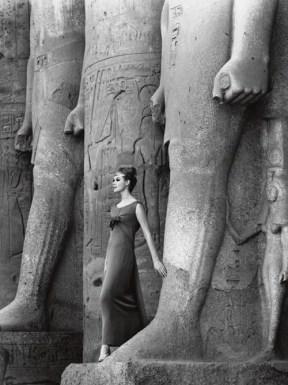 F.C. Gundlach - Season at the Nile, (dress designed by Uli Richter)