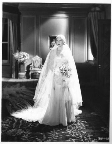 Mae Clarke in Frankenstein, 1931