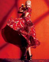Anja Konstantinova by Akinori Ito for Figaro Japan