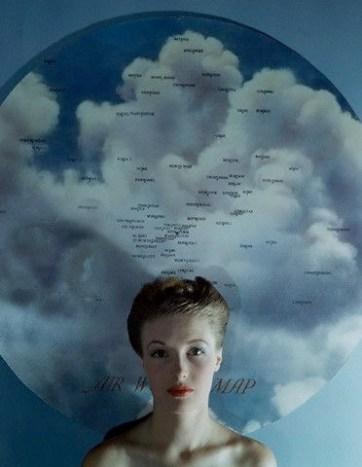Model, Susann Shaws VOGUE – NOVEMBER 1943