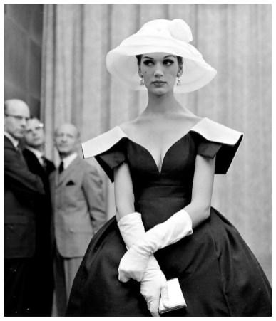 Simone Aillencourt by Nina Leen in 1959
