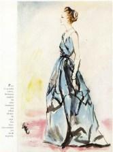 Molyneux evening dress 1930s