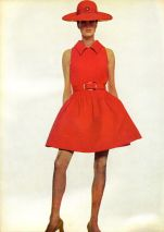Vogue, April 1968