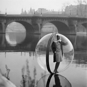 Melvin Sokolsky for Harper's Bazaar 1963