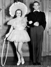 Joan Crawford and Douglas Fairbanks 1931