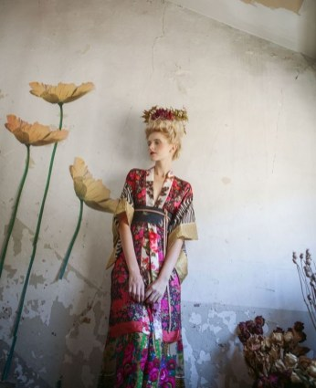 Floral eclectic by Monia Merlo