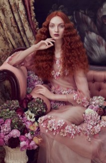 Aveda Fall 2015: Sublime Spirit by Andrew Yee