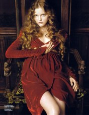 red head photoshoots