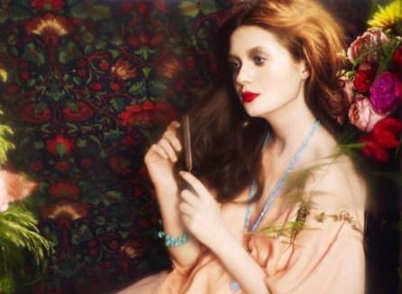 Bonnie Wright, Rossetti