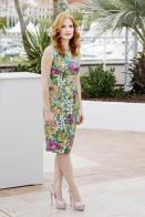JESSICA CHASTAIN Madagascar 3: Europes Most Wanted photocall 65. Cannes Film Festival Cannes, France May 18, 2012 ��Kurt Krieger (Photo by Kurt Krieger/Corbis via Getty Images)