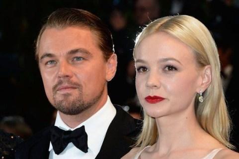 Leonardo DiCaprio and Carey Mulligan
