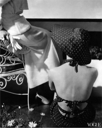 Vogue 1933 Edward Steichen