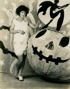 Clara Bow Halloween
